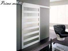 Shadow раздвижная, межкомнатная дверь из Италии фабрики Longhi