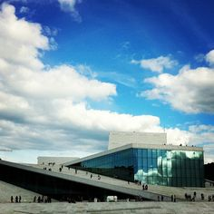 Opera House #Oslo