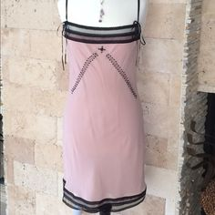 """Selling this """"Max studio Special Edition 100% Silk Pink Dress"""" in my Poshmark closet! My username is: tberes103. #shopmycloset #poshmark #fashion #shopping #style #forsale #Max Studio #Dresses & Skirts"""