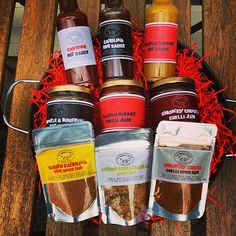 SOME LIKE IT HOT @thesmokeycarter will be at the deli this Saturday showcasing his range of sweet, spicy, moorish products from 11am till 2pm .... #westdidsbury #comeandseeannalise