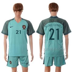 http://www.xjersey.com/portugal-21-nuno-gomes-away-euro-2016-soccer-jersey.html PORTUGAL 21 NUNO GOMES AWAY EURO 2016 SOCCER JERSEY Only 33.11€ , Free Shipping!