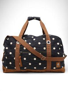 Awesome weekender bag