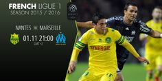 French Ligue 1 is in action BET and WIN NANTES vs MARSEILLE.. for more information www.betboro.com