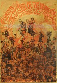 Original 60's & 70's Posters!