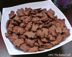 Brave birthday - chocolate teddy grahams and a link to Scottish pastry recipe, plus more ideas