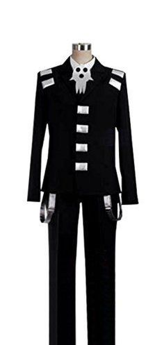 Introducing Dreamcosplay Anime Soul Eater Death the Kid Uniform Cosplay. Get Your Ladies Products Here and follow us for more updates!