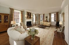 As a rare, historic treasure on one of Alexandria's prized blocks, the home and its wood flooring is arguably one of the finest houses in coveted Old Town.