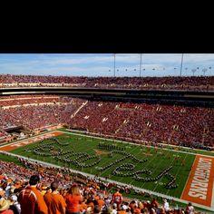 Texas Tech vs. Texas