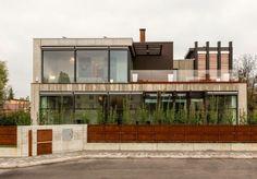 Энергоэффективный дом в Болонье