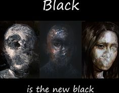 "Check out new work on my @Behance portfolio: ""Black is the new black"" http://be.net/gallery/61062911/Black-is-the-new-black"