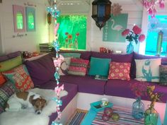 """I wanted my own """"Hippie Ibiza Style"""" lounge area / gazebo for a long time . Hippie Ibiza Style, Pallet Lounge, Style Lounge, Gazebo, Pergola, Ibiza Fashion, Diy Pallet Furniture, Lounge Areas, Pallet Projects"""
