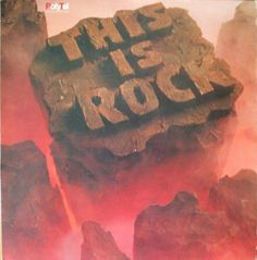 Various - This Is Rock (Dire Straits,Kinks,Supertramp) CANADA  85 LP Vinyl mint