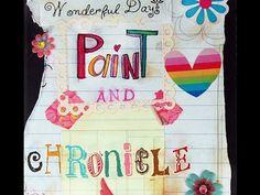 Paint & Chronicle with Suzi Blu