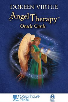 Angel Therapy Oracle Cards - Doreen Virtue, Ph.D. iPhone and iPad app by Oceanhouse Media. Genre: Book application. Price: $6.99. http://click.linksynergy.com/fs-bin/stat?id=gtf1QuAg8bk=146261=3=0=1826_PARM1=http%3A%2F%2Fitunes.apple.com%2Fapp%2Fangel-therapy-oracle-cards%2Fid417529598%3Fuo%3D5%26partnerId%3D30