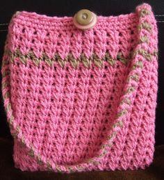 In a Twist Bag pattern Free pattern