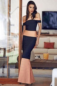 Vestido bandagem, perfeito para arrasar!! :)  #look #night #vestidos #bandagem #annefernandes #fashion #moda #mulher #dress #lojaonline #lojavirtual