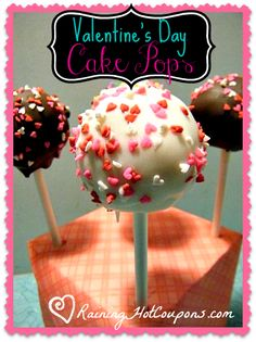 Easy Cake Pop Recipe (Without Using a Cake Pop Maker!)