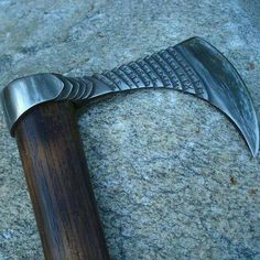 Bearded axe with runes... Great!