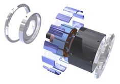 Picture of Make Your Own Miniature Electric Hub Motor