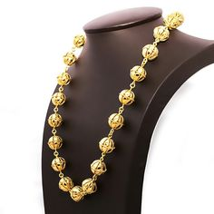 Croatian traditional necklace Handmade gold jewelry