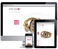 Interactive Web Design: Eye Candy   #web #website #interface #identity #design #branding #typography #advertising #creative #eyecandy #TinyCouch