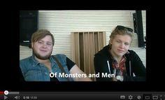 """Of Monsters and Men spopolano con """"Little Talks"""": la nostra intervista alla band islandese"""