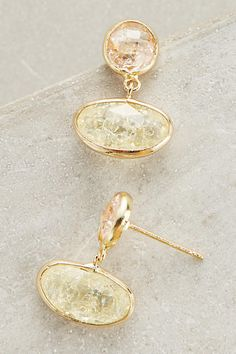 Daphne Earrings - anthropologie.com