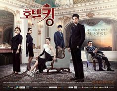"Hotel King. My fav. hero & heroin since ""My Girl"" drama."