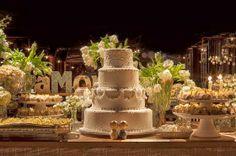 Uma obra de arte chamada bolo