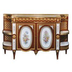 buffet de style louis xvi daprs adam weisweiller vers 1780 maison dissidi