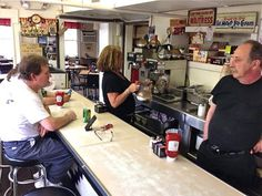 Why Sandy Hook Diner Is One Of CT's Best: 'You Get To Know Each Other Here'