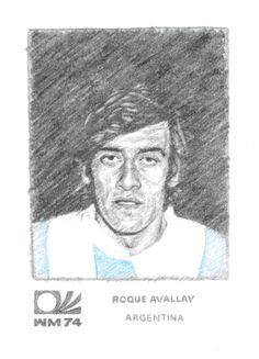 No. 53: Roque Avallay, Argentina