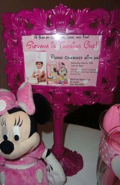 Minnie Mouse Birthday Party Ideas | Photo 20 of 86 | Catch My Party