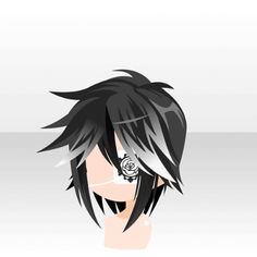 Hairstyle Items on the CocoPPa Play Wiki. Manga Hair, Anime Hair, Neko, Pelo Anime, Chibi Hair, Hair Reference, Star Girl, How To Draw Hair, Art Model