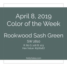Your Color of the Week and forecast for the week of April 8, 2019. There is incredible opportunity to make peace with your past this week!