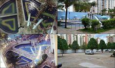 Aluguel Apartamentos Caldas Novas Excelente localização próximo ao SESC E TAYO com 06pisicnas termais.