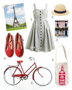 Summer in Paris...I wish!