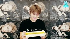 🎥 170311 V-Live HK ~It has been only about 3 months since I contacted  global post-V app ! Jaejoong has already become a V App Artisan !
