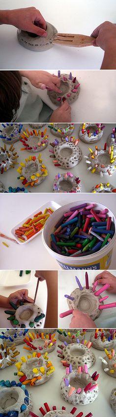 Manuals: La Candelaria I Preschool Colors, Preschool Art, Craft Activities For Kids, Crafts For Kids, Arts And Crafts, Diy Crafts, Craft Ideas, Reggio, Clay Activity