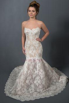 f568c8792 24 Best Monique Lhuillier images | Bridal gowns, Alon livne wedding ...