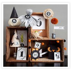 Halloween decorations : IDEAS &a INSPIRATIONS  Halloween Decorations