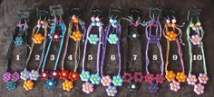 These little cuties are made to order jewelry by LeiaMarieArtistry, $8.00