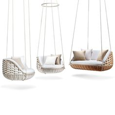 Swingrest, Daniel Pouzet per Dedon