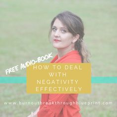 Do you need a reminder on how to handle negative people and situations? I've created this free audio book just for you. Do You Need, Just For You, Negative People, Terms Of Service, Audio Books, Self, Handle, Amazing, Free