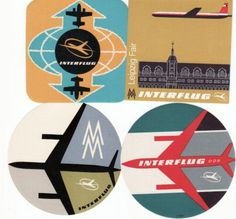 wanelo.com/... - love retro airline design