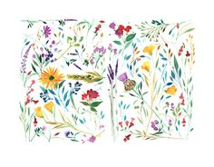 "Check out new work on my @Behance portfolio: ""Pattern [10] Flora botanica"" http://be.net/gallery/47411125/Pattern-10-Flora-botanica"