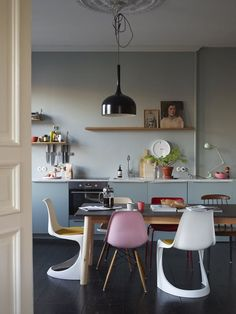 Kitchen Paint Colors: Design Inspiration for 2017   Apartment Therapy