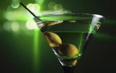 Classic Martini...enough said.