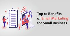Top 10 Benefits of Email Marketing for Small Business Small Business Marketing, Email Marketing, Business Articles, Benefit, Investing, Draw, Messages, Blog, To Draw