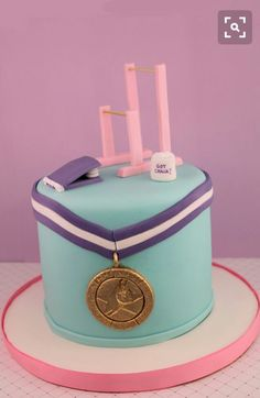 Really cool looking cake